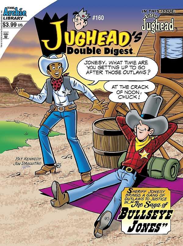 Jughead's Double Digest #160