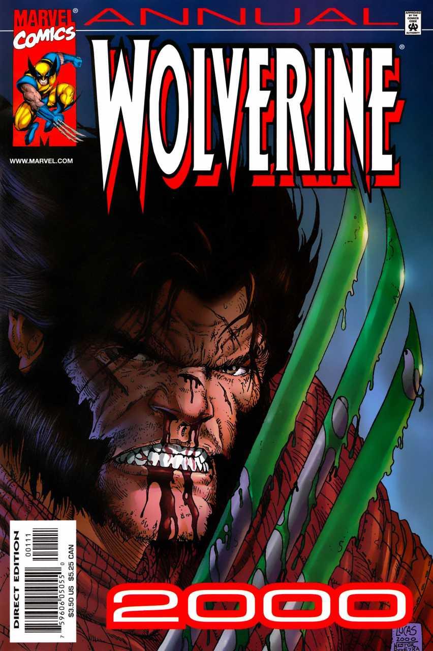 Wolverine Annual 2000