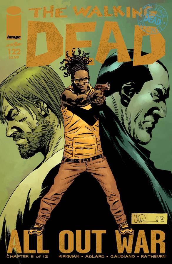 The Walking Dead #122