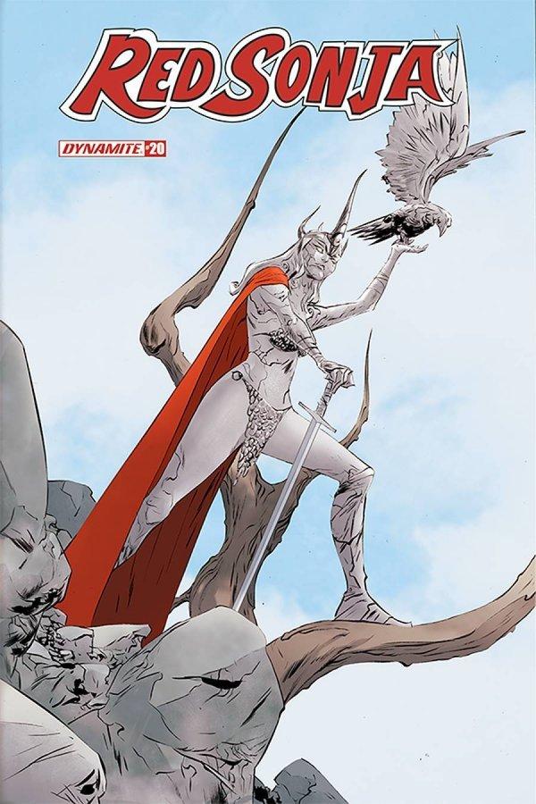 Red Sonja #20