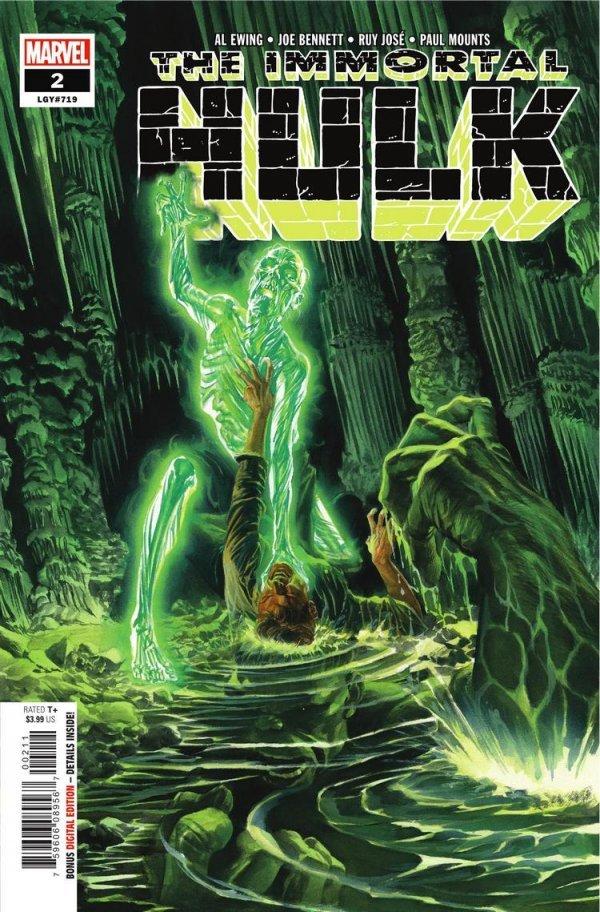The Immortal Hulk #2