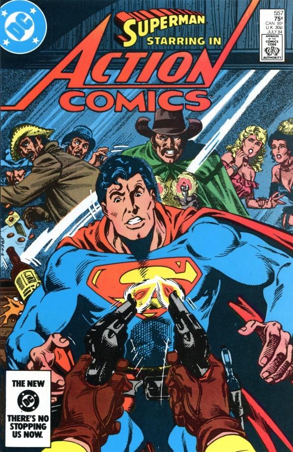 Action Comics #557