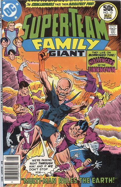 Super-Team Family #10