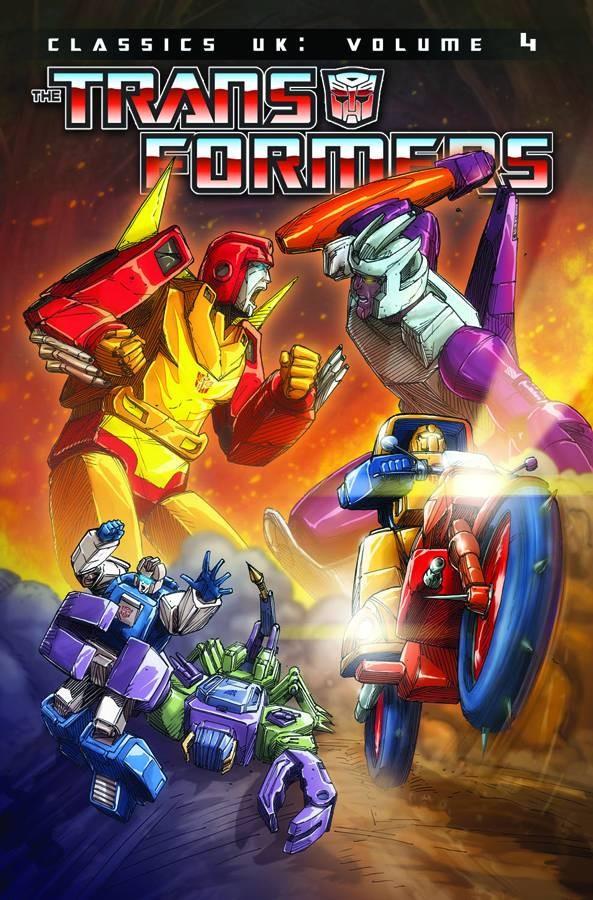 Transformers Classics Uk Vol. 4 TP