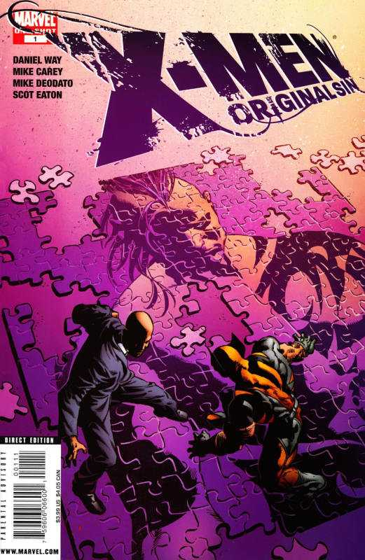 X-Men: Original Sin #1