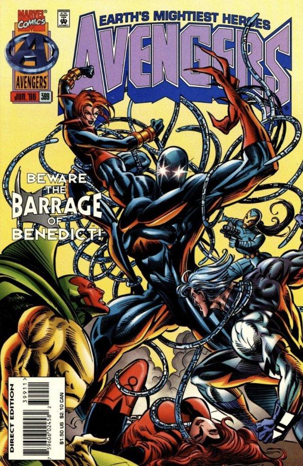 The Avengers #399