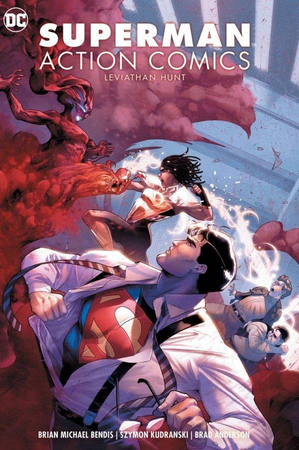 Action Comics Vol. 3: Leviathan Hunt TP