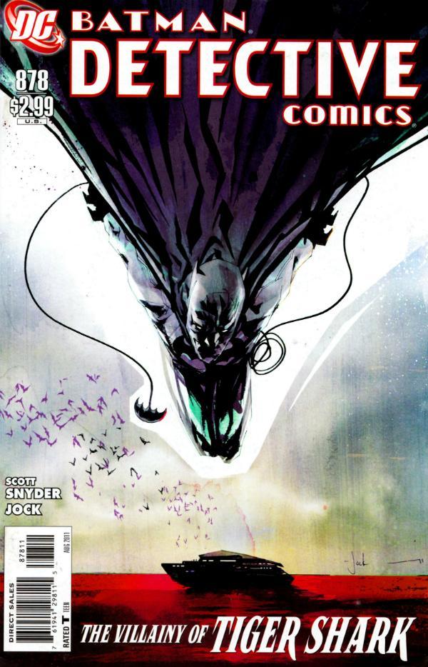 Detective Comics #878