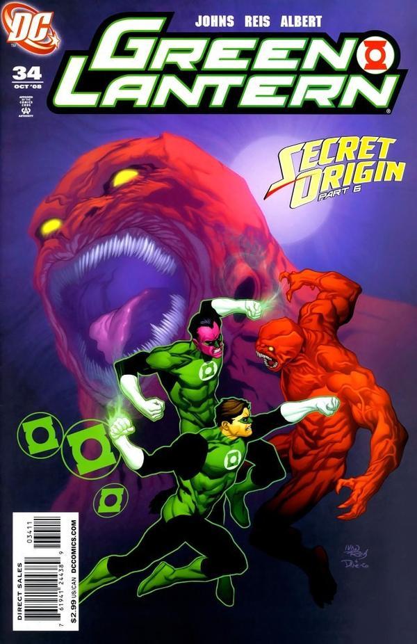 Green Lantern #34