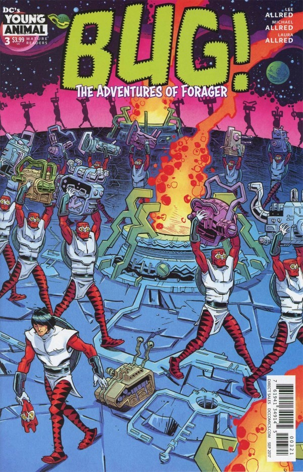 Bug! The Adventures of Forager #3