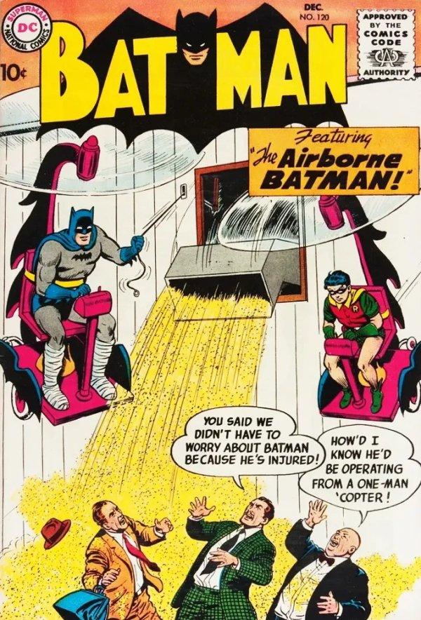 Batman #120