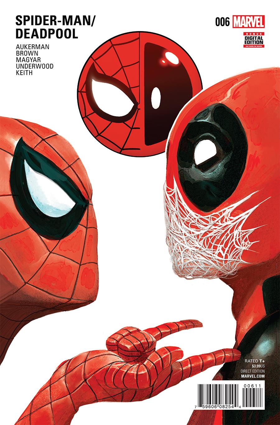 Spider-Man / Deadpool #6
