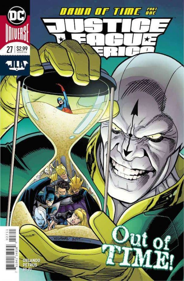 Justice League of America #27
