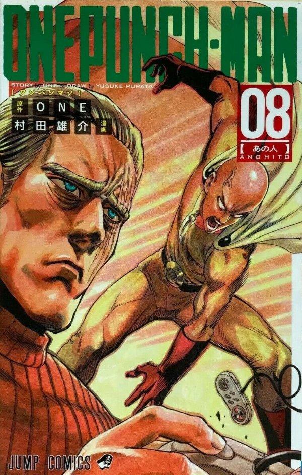 One Punch Man Vol. 8 TP