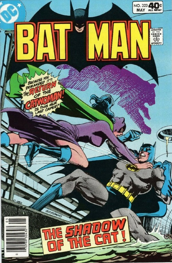 Batman #323