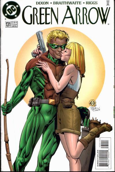 Green Arrow #131