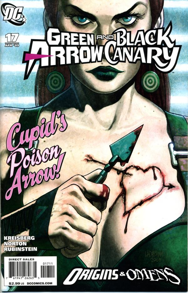 Green Arrow / Black Canary #17
