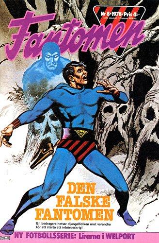 Fantomen #8/1978