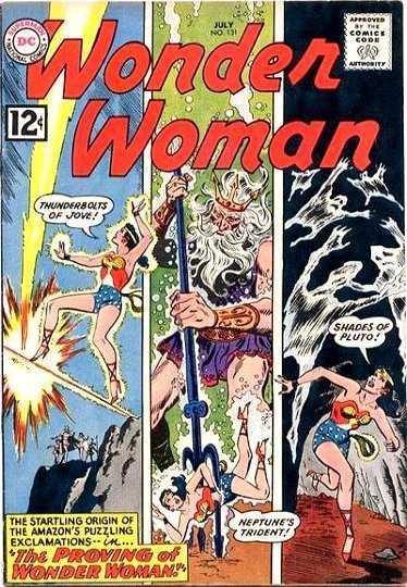 Wonder Woman #131
