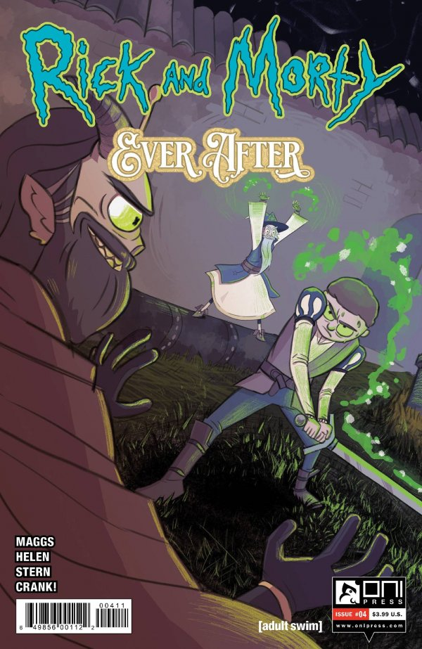 Rick and Morty: Ever After #4