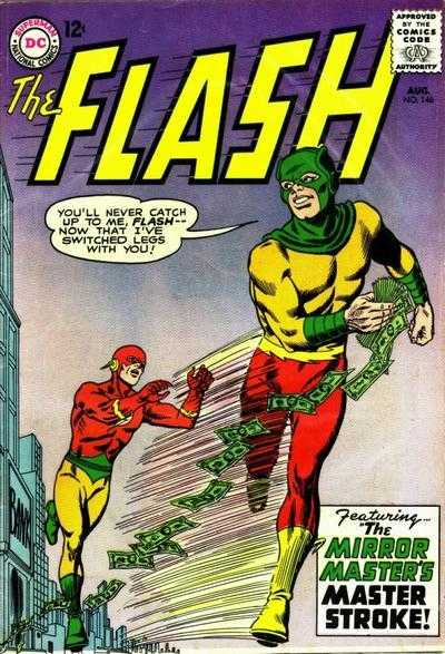 The Flash #146