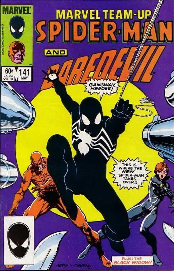Marvel Team-Up #141