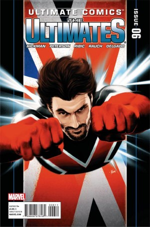 Ultimate Comics: The Ultimates #6