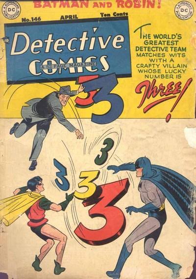 Detective Comics #146