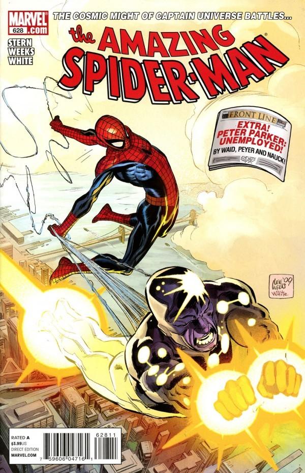 The Amazing Spider-Man #628