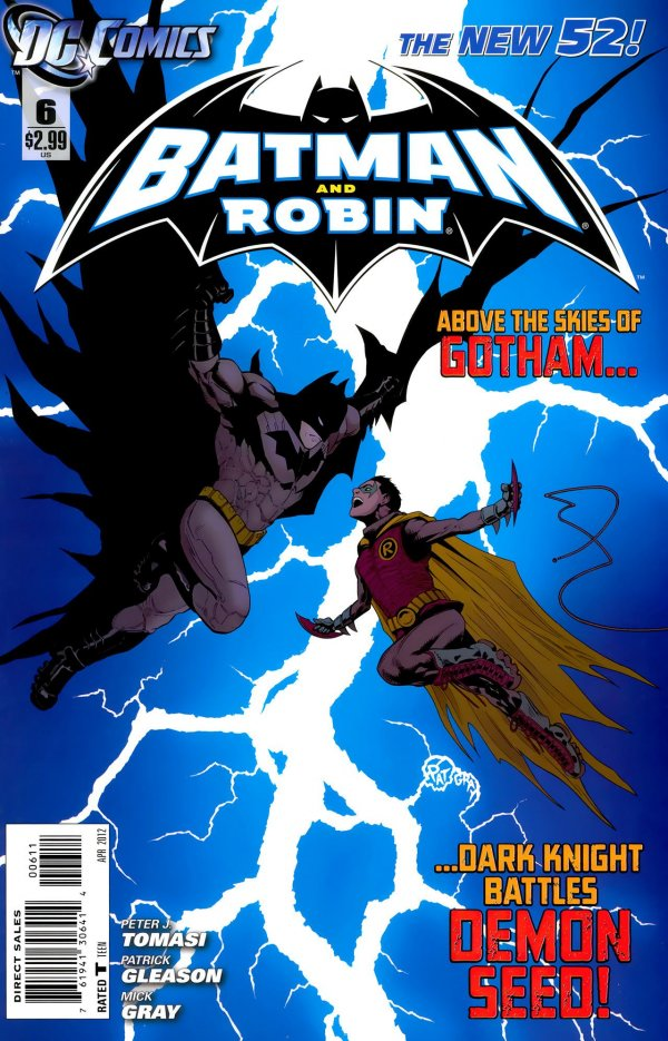 Batman and Robin #6