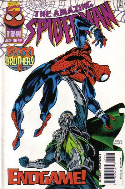The Amazing Spider-Man #412