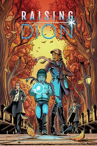 Raising Dion #1 review