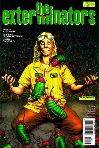 The Exterminators #23