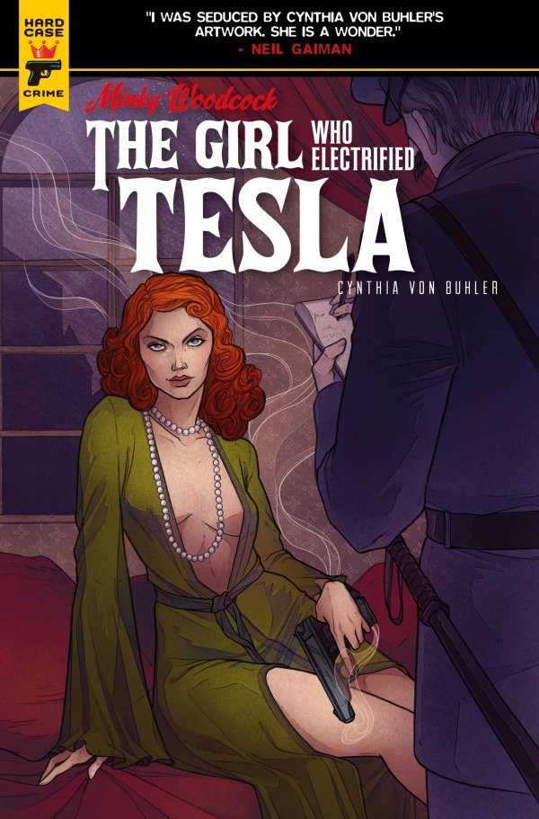 Minky Woodcock: The Girl Who Electrified Tesla #2