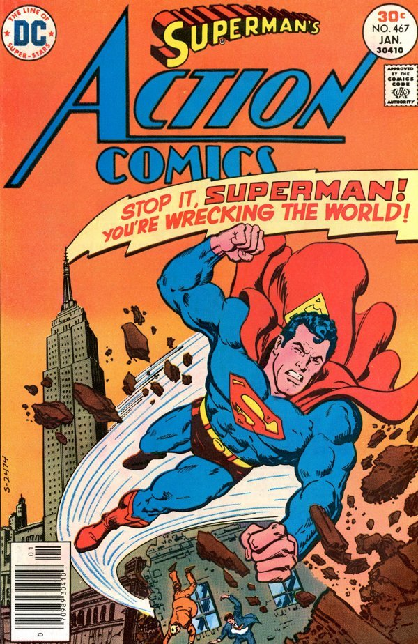 Action Comics #467