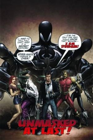 The Sensational Spider-Man #35 2nd Ptg Crain Variant