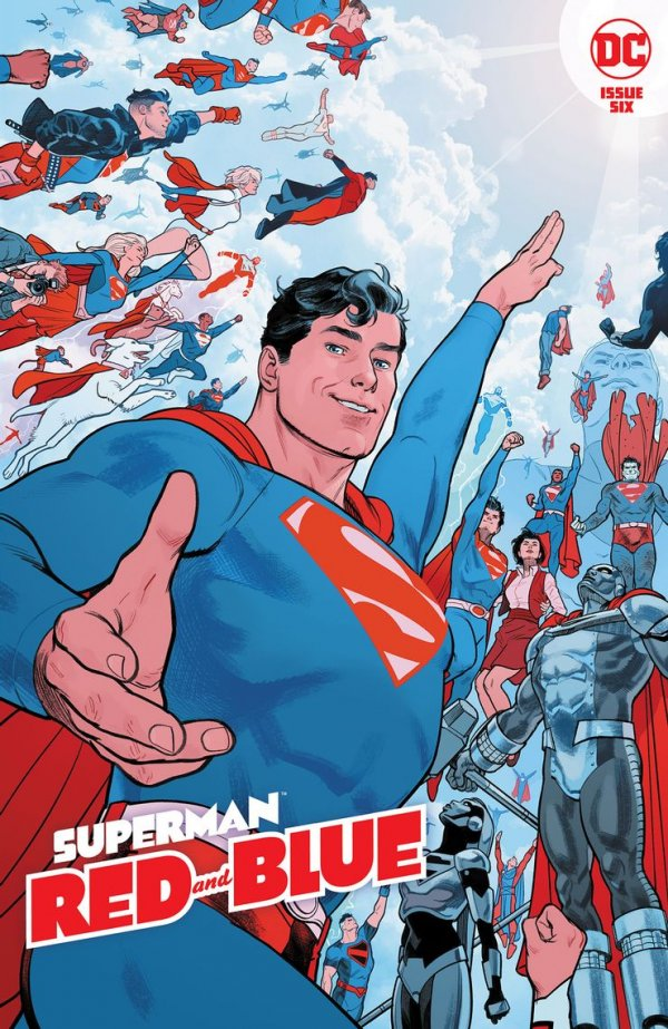 Superman: Red and Blue #6