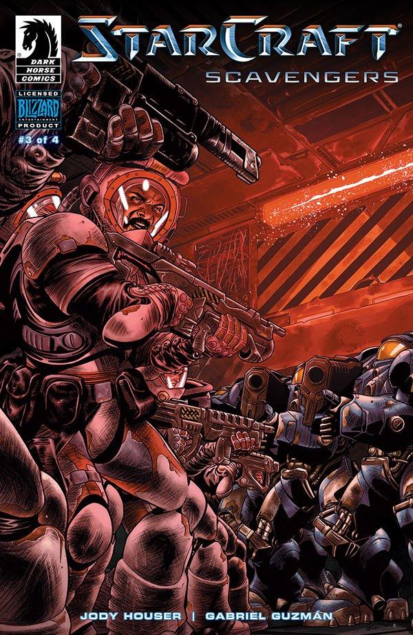 Starcraft: Scavengers #3