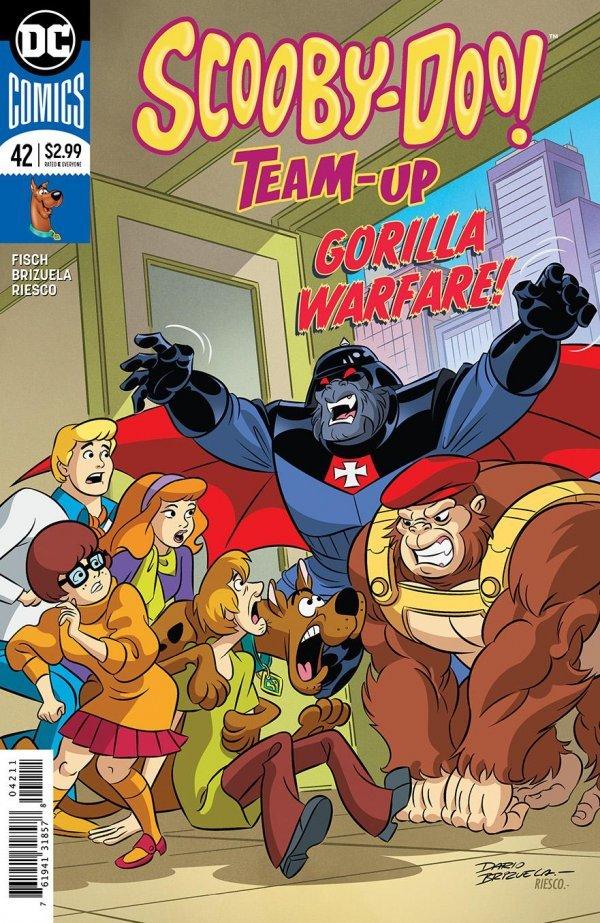 Scooby-Doo Team-Up #42