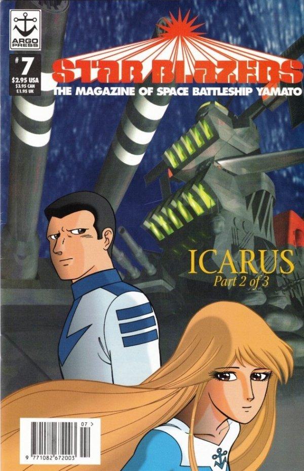 Star Blazers: The Magazine of Space Battleship Yamato #7