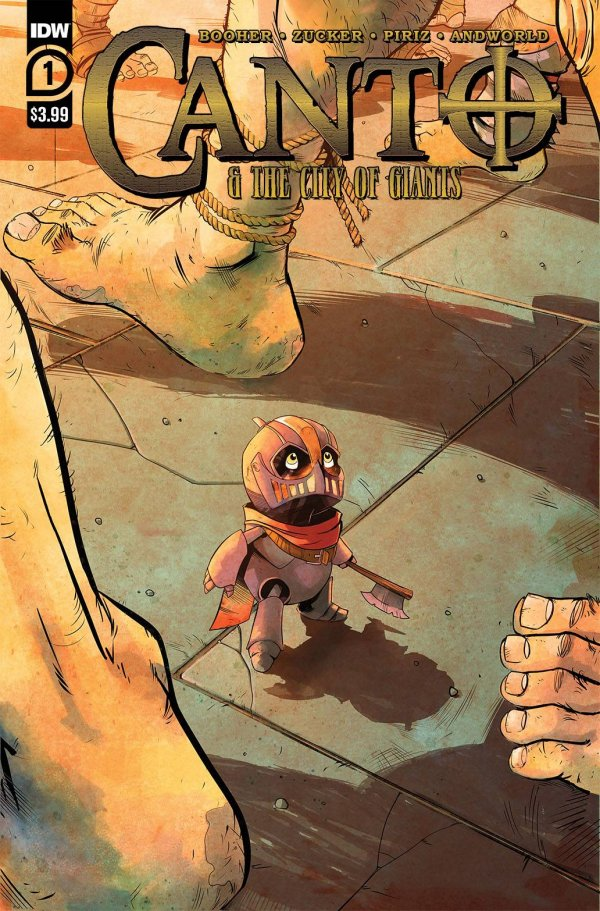Canto & City of Giants #1