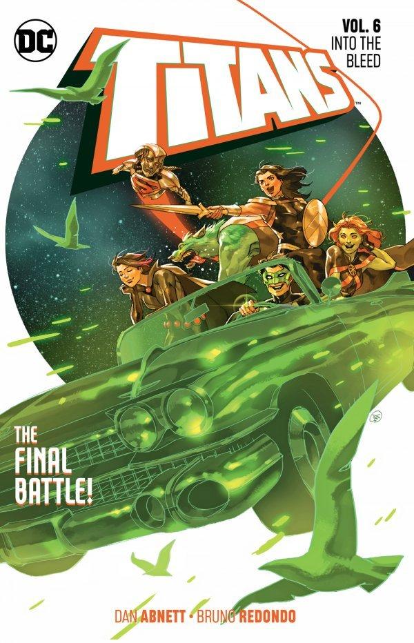 Titans Vol. 6: Into the Bleed TP