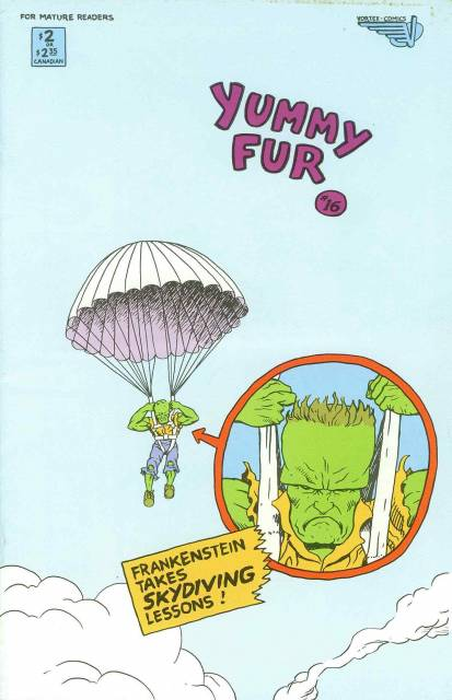 Yummy Fur (Vortex) #16