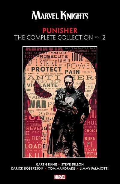 Marvel Knights Punisher by Garth Ennis: The Complete Collection Vol. 2 TP
