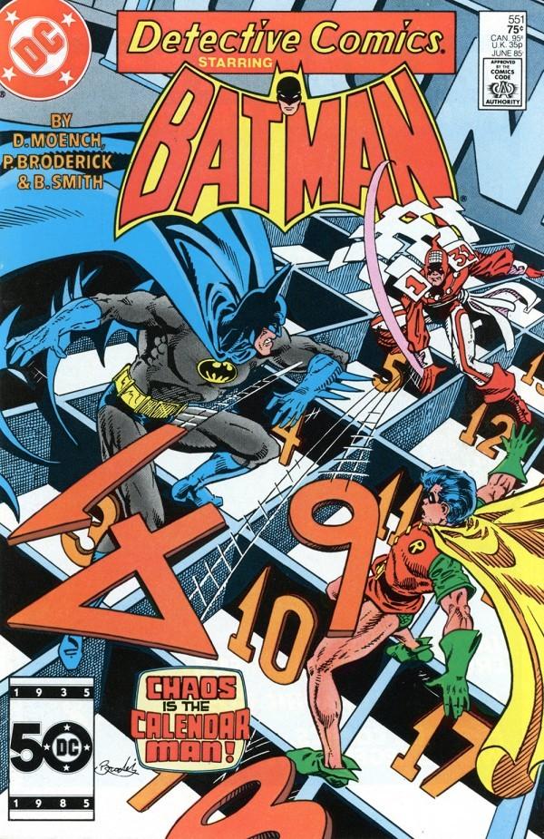 Detective Comics #551