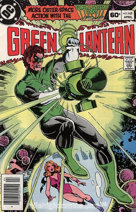 Green Lantern #163