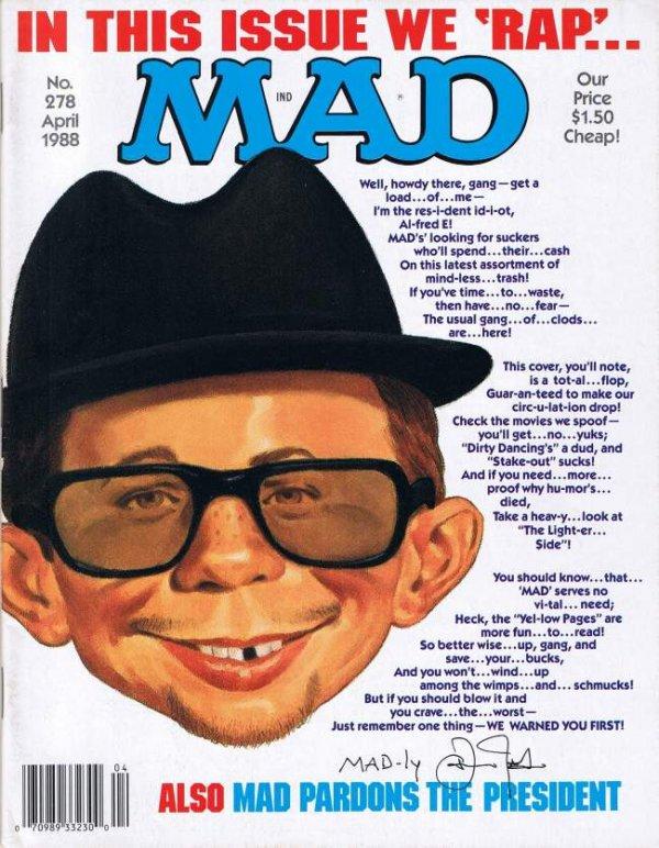 Mad Magazine #278