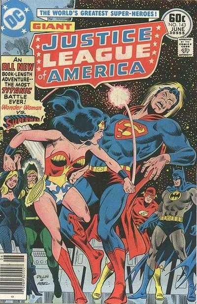 Justice League of America #143
