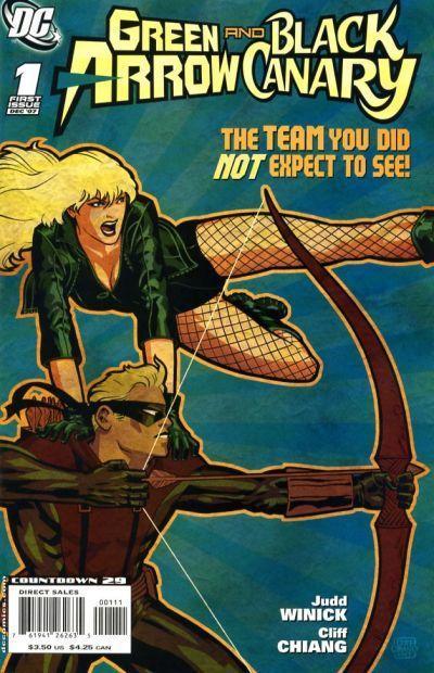 Green Arrow / Black Canary #1