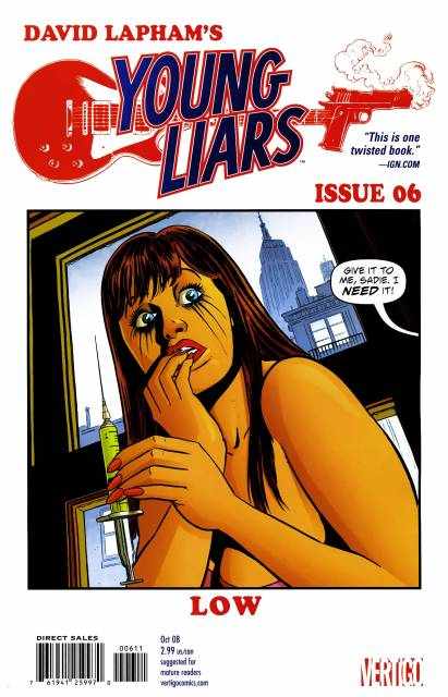 Young Liars #6